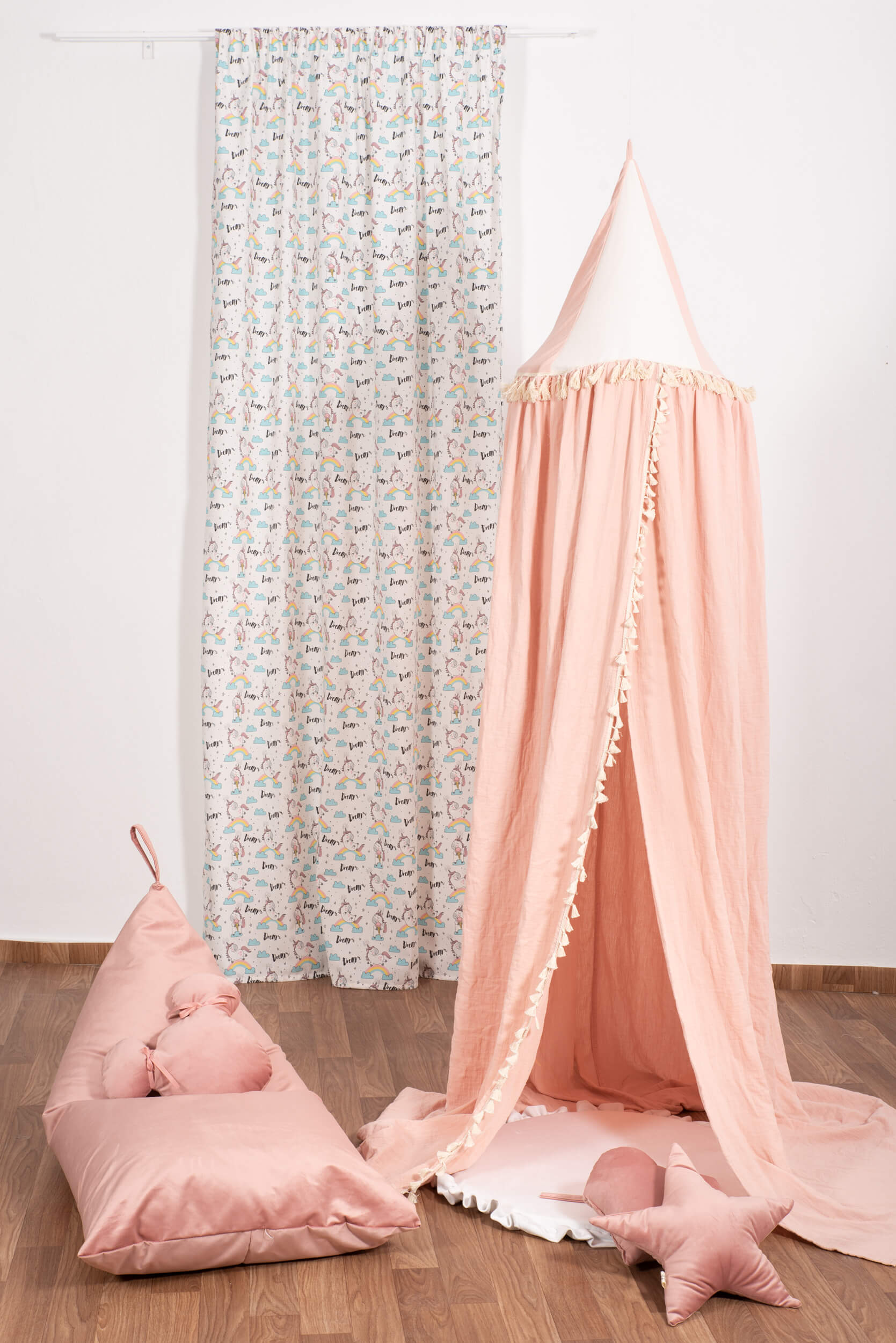 Soft tulle Canopy